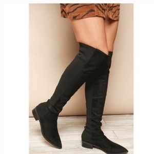 NEW Steve Madden Jolly Over The Knee Boots